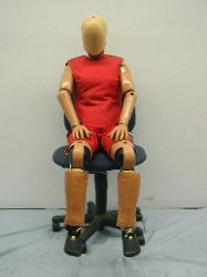 5th Percentile Female Advanced Frontal Impact Dummy